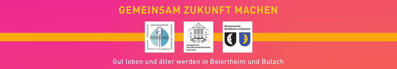 Gut leben und älter werden in Beiertheim und Bulach